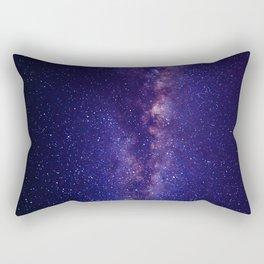 Space milky way Rectangular Pillow