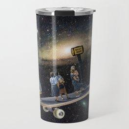 Galaxy board Travel Mug