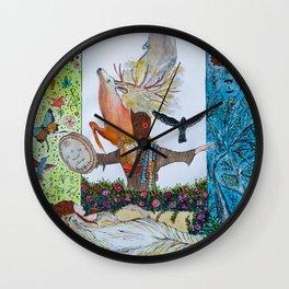 Aisling Wall Clock