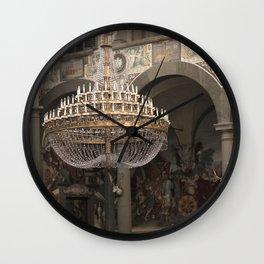 The Ballroom - Florence - Tuscany Wall Clock