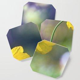 Breadseed Poppy Coaster