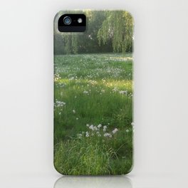 Lawn Wishes iPhone Case