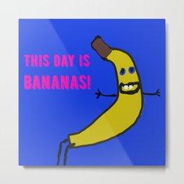 banananerd Metal Print