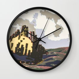 taproom spacers Wall Clock