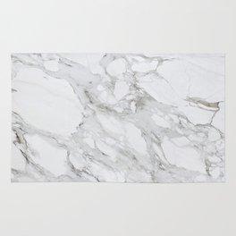 White Marble 01 Rug