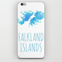 Falkland Islands iPhone Skin