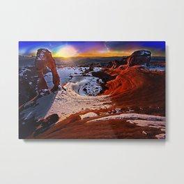 Arches National Park 1 Metal Print
