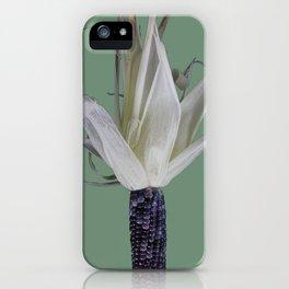 Dancing corn iPhone Case