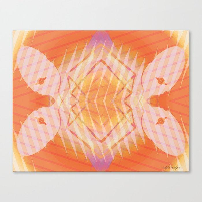 Putrid Spoon Canvas Print