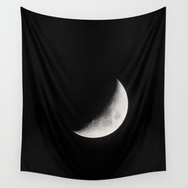 Crescent Moon Wall Tapestry