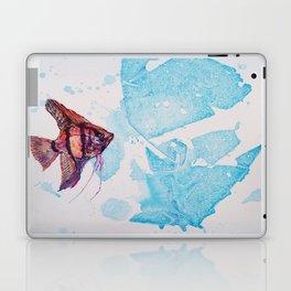 Little Angelfish Laptop & iPad Skin