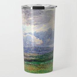 Connemara Mountains Travel Mug
