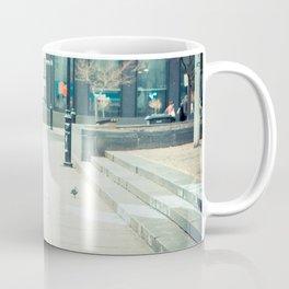 Montreal Taxi Coffee Mug
