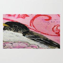 Enchanted Sparrow  Rug