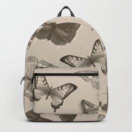 Vintage Butterflies & Moths  Backpack