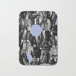 Koln Church Abstract Bath Mat