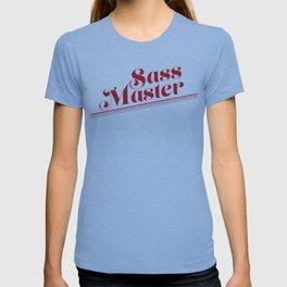 Sass Master Retro Pink T-shirt