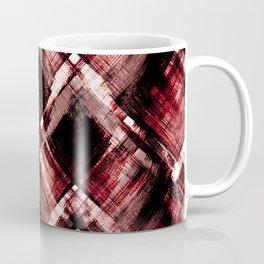 Brushed Plaid Coffee Mug