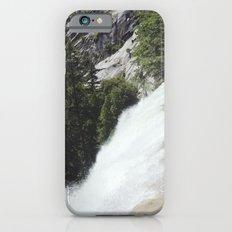 yosemite waterfall iPhone 6s Slim Case
