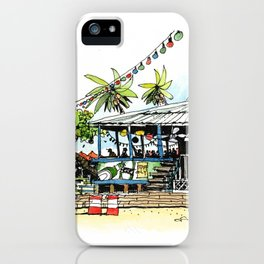 Calico Jack's, Grand Cayman (no notes) iPhone Case