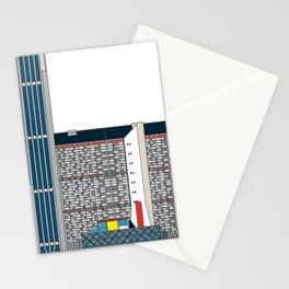 Complejo Parque Central -Detail- Stationery Cards