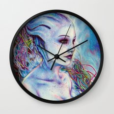 Liara Wall Clock