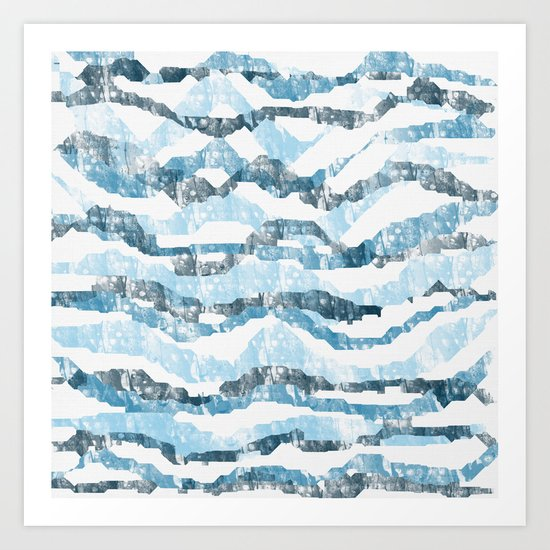Abstract 158 Art Print