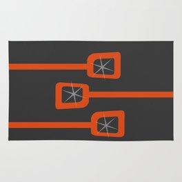 Retro Print Rug