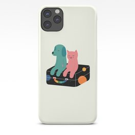 Travel More iPhone Case