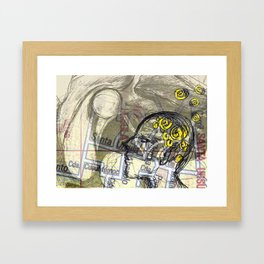 Res Ursula III Framed Art Print