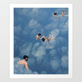 """Clouded Judgement"" Art Print"