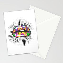 Lava Lips Stationery Cards