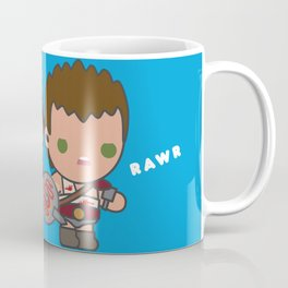 Chibi Warriors Nagron (Spartacus) Coffee Mug