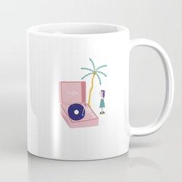 The Hula Dancer Coffee Mug