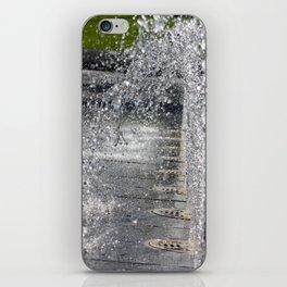 Water14 iPhone Skin