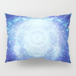 Abstract colossal space Sign! Pillow Sham