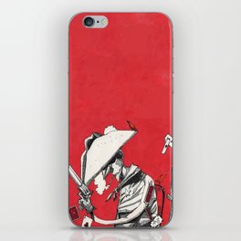 Cowboy (Volatile) iPhone Skin