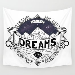 ACOMAF Inspired Wall Tapestry