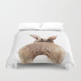 Bunny Back Duvet Cover