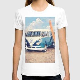 Vintage Beach Bus T-shirt