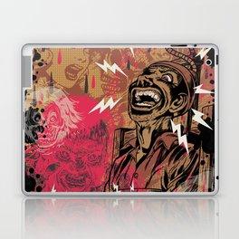 SHOCKING TERRORS Laptop & iPad Skin