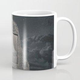 Amelia Earhart - Aviator - Memorial Plaque and Stone Monument Coffee Mug