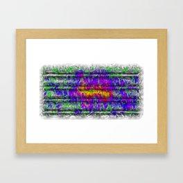Bedlam 03 58 Framed Art Print