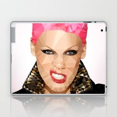 P!NK | Polygon Art Laptop & iPad Skin