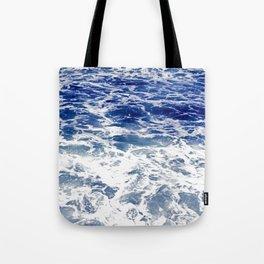Sea Foam I Tote Bag