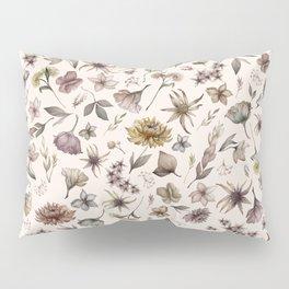 Botanical Study Pillow Sham
