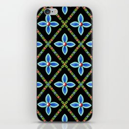 Elizabethan Lattice iPhone Skin