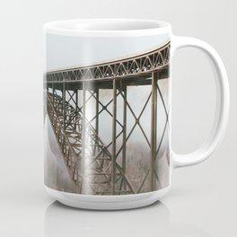 West Virginia Fog 2 Coffee Mug
