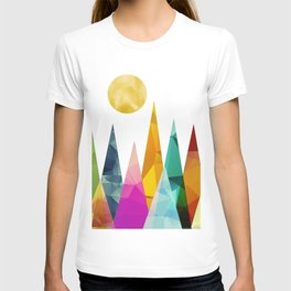 Moon in the Forest T-shirt