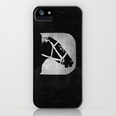 D is for Derby iPhone (5, 5s) Slim Case